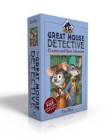 Omslag - The Great Mouse Detective Crumbs and Clues Collection