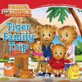 Omslag - Tiger Family Trip