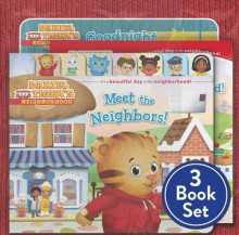 Daniel Tiger Shrink-Wrapped Pack #1 av Various (Pappbok)