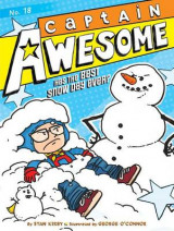 Omslag - Captain Awesome Has the Best Snow Day Ever?