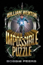 William Wenton and the Impossible Puzzle av Bobbie Peers (Innbundet)