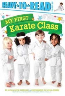 My First Karate Class av Alyssa Satin Capucilli (Innbundet)