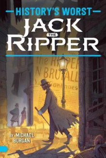 Jack the Ripper av Michael Burgan (Innbundet)
