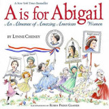 Omslag - A is for Abigail
