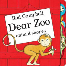 Dear Zoo Animal Shapes av Rod Campbell (Pappbok)