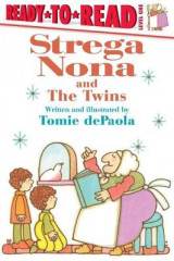 Omslag - Strega Nona and the Twins