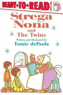 Strega Nona and the Twins av Tomie dePaola (Innbundet)