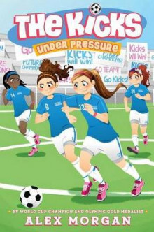 Under Pressure av Alex Morgan (Innbundet)