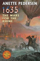 Omslag - 1635: The Wars for the Rhine