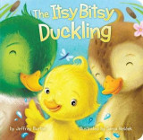 Omslag - The Itsy Bitsy Duckling