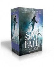Let the Sky Fall Trilogy av Shannon Messenger (Heftet)