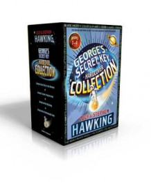George's Secret Key Hardcover Collection av Stephen Hawking og Lucy Hawking (Innbundet)