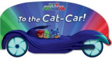 Omslag - To the Cat-Car!