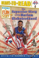 Omslag - The Superstar Story of the Harlem Globetrotters
