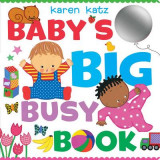 Omslag - Baby's Big Busy Book