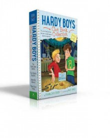 Hardy Boys Clue Book Collection Books 1-4 av Franklin W Dixon (Heftet)