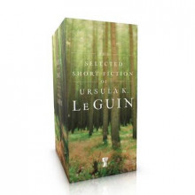 The Selected Short Fiction of Ursula K. Le Guin Boxed Set av Ursula K Le Guin (Innbundet)