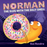 Omslag - Norman the Slug with the Silly Shell