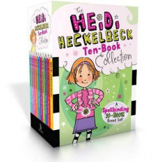 The Heidi Heckelbeck Ten-Book Collection av Wanda Coven (Heftet)