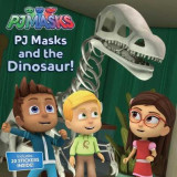 Omslag - Pj Masks and the Dinosaur!