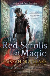 The Red Scrolls of Magic, Volume 1 av Wesley Chu og Simon and Schuster (Heftet)