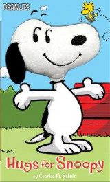 Omslag - Hugs for Snoopy