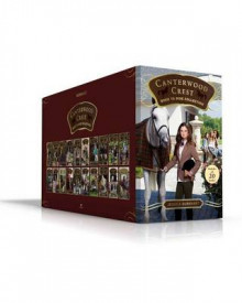 Canterwood Crest Born to Ride Collection av Jessica Burkhart (Heftet)
