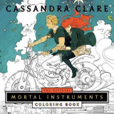 Omslag - The Official Mortal Instruments Coloring Book