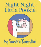 Omslag - Night-Night, Little Pookie