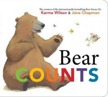 Bear Counts av Karma Wilson (Pappbok)