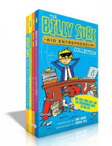 The Billy Sure Kid Entrepreneur Collection av Luke Sharpe (Heftet)
