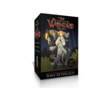 The Complete Wondla Trilogy av Tony DiTerlizzi (Heftet)