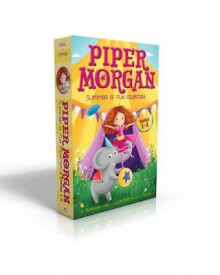 Piper Morgan Summer of Fun Collection Books 1-4 av Stephanie Faris (Heftet)