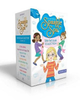 Omslag - Sparkle Spa Spa-Tacular Collection Books 1-10