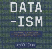 Data-Ism av Steve Lohr (Lydbok-CD)