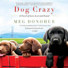 Dog Crazy av Meg Donohue (Lydbok-CD)