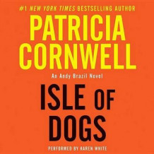 Isle of Dogs av Patricia Cornwell (Lydbok-CD)