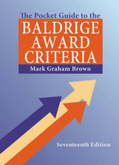 The Pocket Guide to the Baldrige Award Criteria (5-Pack) av Mark Graham Brown (Heftet)