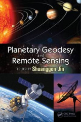 Omslag - Planetary Geodesy and Remote Sensing