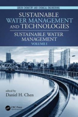 Omslag - Sustainable Water Management: Volume 1