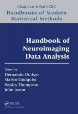 Omslag - Handbook of Neuroimaging Data Analysis