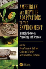 Omslag - Amphibian and Reptile Adaptations to the Environment
