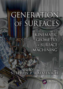 Generation of Surfaces av Stephen P. Radzevich (Innbundet)