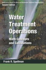 Omslag - Mathematics Manual for Water and Wastewater Treatment Plant Operators, Second Edition - Three Volume Set