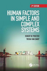 Omslag - Human Factors in Simple and Complex Systems, Third Edition