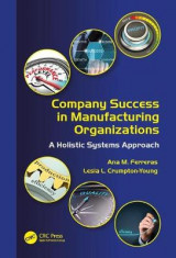 Omslag - Company Success in Manufacturing Organizations