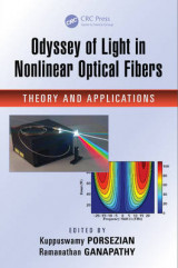 Omslag - Odyssey of Light in Nonlinear Optical Fibers