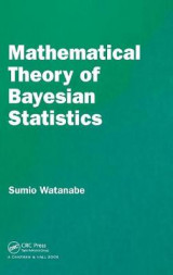 Omslag - Mathematical Theory of Bayesian Statistics