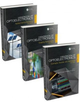 Omslag - Handbook of Optoelectronics, Second Edition (Three-Volume Set)