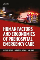 Omslag - Human Factors and Ergonomics of Prehospital Emergency Care